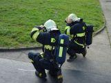 Obrazem: Taktické cvičení složek IZS na příbramském zimním stadionu (47)