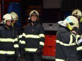 Obrazem: Taktické cvičení složek IZS na příbramském zimním stadionu (38)