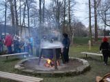 Peklo na Nováku přilákalo stovky návštěvníků (1)