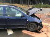 Právě teď: Dopravní nehoda osobního vozu s nákladním zaměstnává veškeré složky IZS (2)