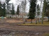 Na Nováku probíhají práce na rekonstrukci oblasti zázemí (13)