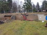 Na Nováku probíhají práce na rekonstrukci oblasti zázemí (3)
