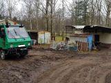 Na Nováku probíhají práce na rekonstrukci oblasti zázemí (7)