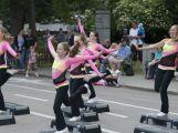 Městské slavnosti lákaly na sport i kulturu ()