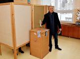 Volební místnosti na Příbramsku jsou otevřeny pro volbu prezidenta (3)
