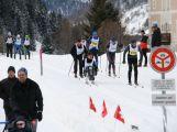 Jan Tománek jako jediný handicapovaný závodník na sledgi třicetikilometrové La Pachifica dosáhl cíl (20)
