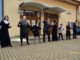 Do Milína 10. února přijedou prezidenti, vojáci, pionýři - celkem 200 účinkujících (15)
