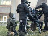 """Natáčení thrilleru """"Rédl"""" běží v Příbrami na plné obrátky (1)"""