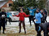 Přes 200 závodníků odstartovalo v sobotu z Trokavce (8)