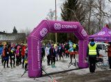 Přes 200 závodníků odstartovalo v sobotu z Trokavce (12)