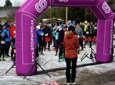 Přes 200 závodníků odstartovalo v sobotu z Trokavce ()