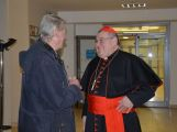 Kardinál Duka navštívil příbramskou nemocnici, požehnal lůžka pro paliativní péči (14)