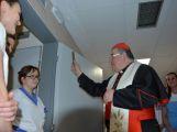 Kardinál Duka navštívil příbramskou nemocnici, požehnal lůžka pro paliativní péči (4)