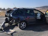 Na hlavní silnici je omezen provoz z důvodu vážné dopravní nehody (3)