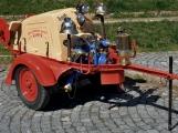 Hasiči z Kamýku nad Vltavou přivítali novou Tatru (60)