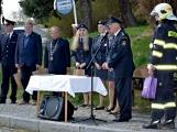 Hasiči z Kamýku nad Vltavou přivítali novou Tatru (68)