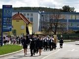 Hasiči z Kamýku nad Vltavou přivítali novou Tatru (14)