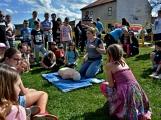 Hasiči z Kamýku nad Vltavou přivítali novou Tatru (1)