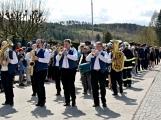 Hasiči z Kamýku nad Vltavou přivítali novou Tatru (22)