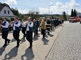 Hasiči z Kamýku nad Vltavou přivítali novou Tatru (34)