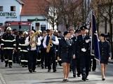 Hasiči z Kamýku nad Vltavou přivítali novou Tatru (39)