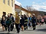 Hasiči z Kamýku nad Vltavou přivítali novou Tatru (41)