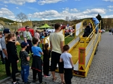 Hasiči z Kamýku nad Vltavou přivítali novou Tatru (32)