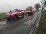 Aktuálně: Plameny zachvátily autobus (10)