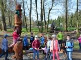 Školy a školky vyrážejí do přírody, zastihli jsme prvňáčky ze Základní školy 28. října (10)