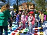 Den Země oslavily děti z Dobříše velkolepě (2)