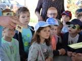 Den Země oslavily děti z Dobříše velkolepě (8)