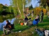 O víkendu zápolili v Rožmitále pod Třemšínem malí i velcí rybáři (25)