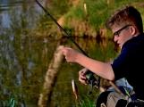O víkendu zápolili v Rožmitále pod Třemšínem malí i velcí rybáři (23)