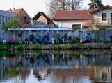 O víkendu zápolili v Rožmitále pod Třemšínem malí i velcí rybáři (39)