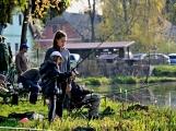 O víkendu zápolili v Rožmitále pod Třemšínem malí i velcí rybáři (37)