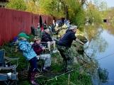 O víkendu zápolili v Rožmitále pod Třemšínem malí i velcí rybáři (6)