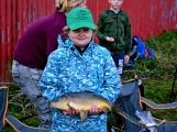 O víkendu zápolili v Rožmitále pod Třemšínem malí i velcí rybáři (4)