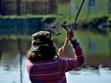 O víkendu zápolili v Rožmitále pod Třemšínem malí i velcí rybáři (17)