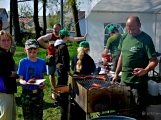 O víkendu zápolili v Rožmitále pod Třemšínem malí i velcí rybáři (16)