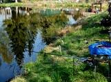 O víkendu zápolili v Rožmitále pod Třemšínem malí i velcí rybáři (12)