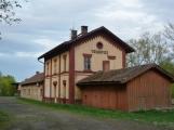 Po zapomenuté železnici z Tochovic k přehradě Orlík ()