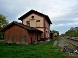 Po zapomenuté železnici z Tochovic k přehradě Orlík (12)