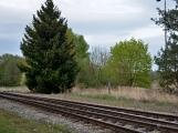 Po zapomenuté železnici z Tochovic k přehradě Orlík (13)