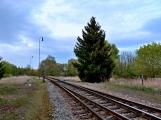 Po zapomenuté železnici z Tochovic k přehradě Orlík (15)