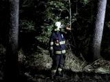 Právě teď: Výjezd příbramských hasičů si vyžádal požár trávy (9)