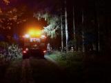 Právě teď: Výjezd příbramských hasičů si vyžádal požár trávy (4)