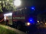 Právě teď: Výjezd příbramských hasičů si vyžádal požár trávy (1)