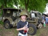 Na Slivici si konec války připomněly tisíce lidí (18)