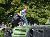 Na Slivici si konec války připomněly tisíce lidí (39)