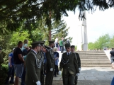 Na Slivici si konec války připomněly tisíce lidí (19)